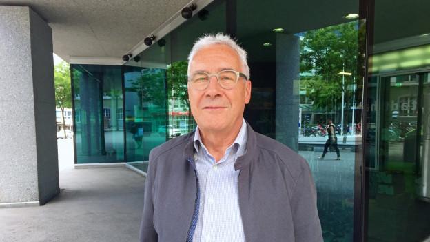 Ex-CEO Karl Heiz zur Auslandstrategie von Repower.