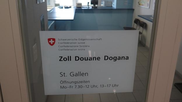 Zollstelle St. Gallen