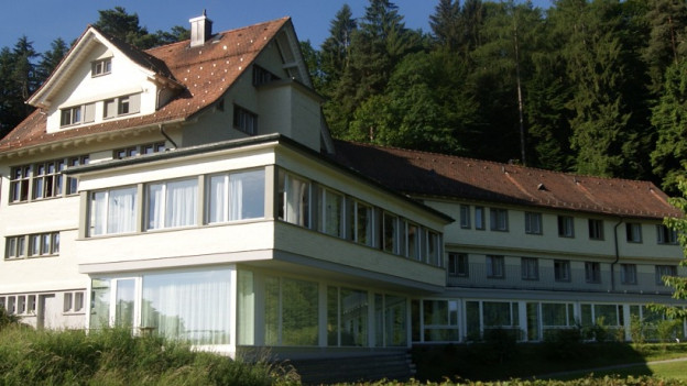 Asylunterkunft Walzenhausen