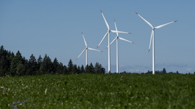 Vier Windräder sind geplant. Über 5000 Haushalte sollen damit versorgt werden.