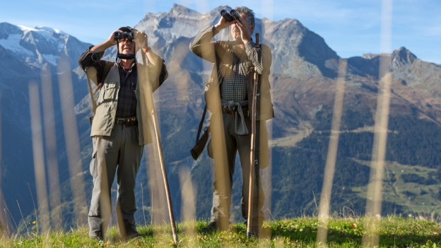 In Graubünden wird die Zahl der Jäger abnehmen.