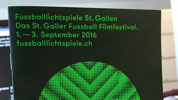 In St. Gallen gibt es Fussball für einmal nicht im Stadion zu sehen sondern im Kino.