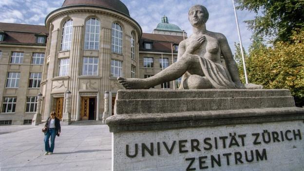 Bisher zahlte die ETH 100'000 Franken jährlich an die Oberassistentenstelle des Fachs.