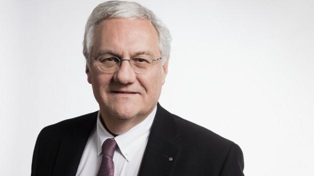 Thomas Müller, Stadtpräsident in Rorschach.