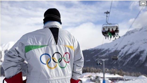 Olympia-Stresse in Graubünden