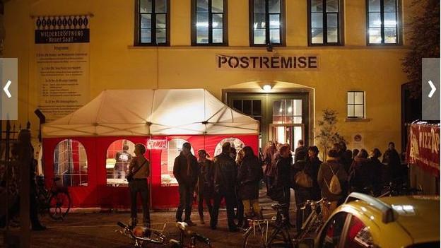 10 Jahre Postremise in Chur.