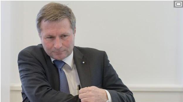 Der Luzerner Finanzdirektor Marcel Schwerzmann muss Kritik einstecken.