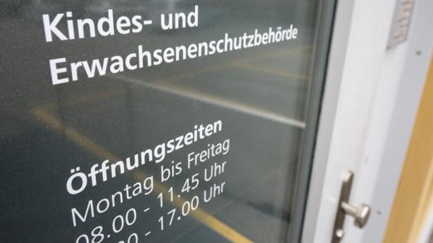 Die Kesb-Graubünden steht unter neuer Leitung.