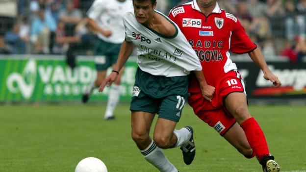 Tranquillo Barnetta spielt bald wieder in Grün-Weiss.