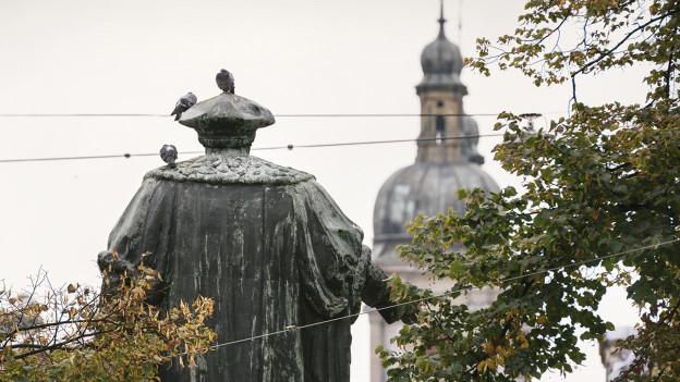 Das Vadiandenkmal