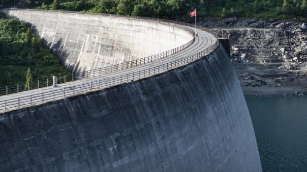 Das Bundesgericht stoppt ein Wasserkraftprojekt im Lugnez.