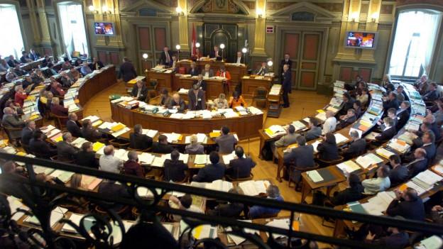 Der Kanton St. Gallen budgetiert zwar im nächsten Jahr eine schwarze Null, trotzdem sind die bürgerlichen Politiker nicht zufrieden.