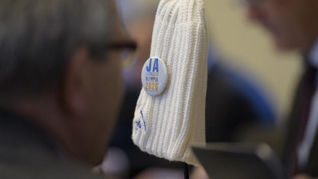 Olympia-Kandidatur: grosse Grunsatzdebatte im Bündner Grossen Rat.