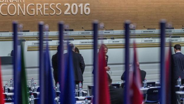 Ostschweizer Touristiker streiten sich um Kongresse