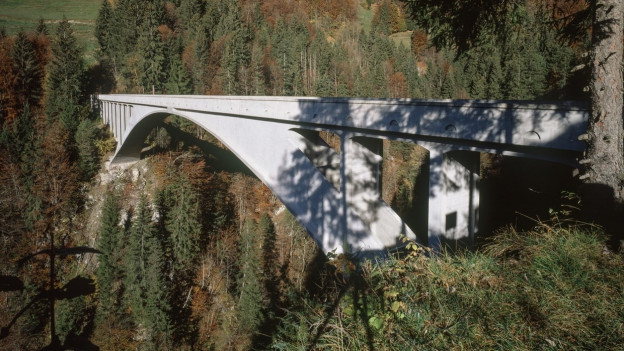 Salginatobelbrücke soll Unesco-Welterbe werden