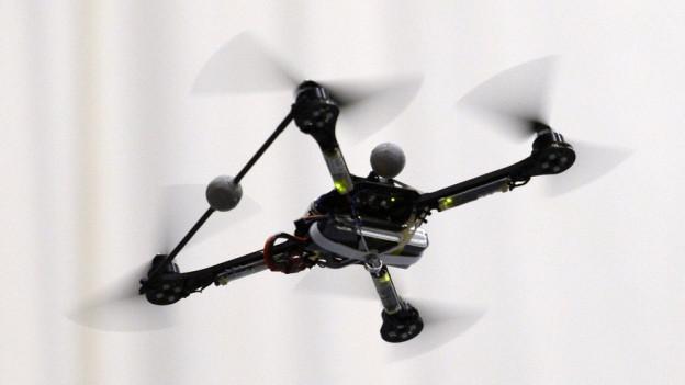 Medienvertreter wie Privatpersonen dürfen die WM nicht mit Drohnenbildern festhalten.