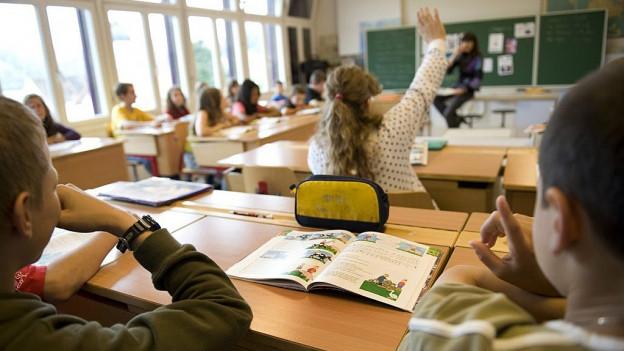 Kinder in der Schule