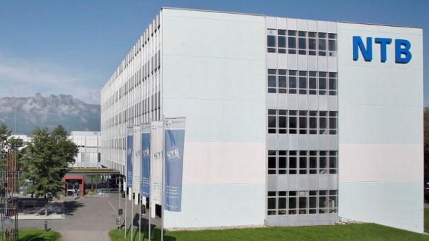 Forschungszentrum in Buchs