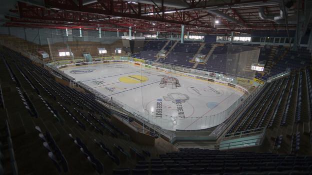 Eishalle Rapperswil-Jona