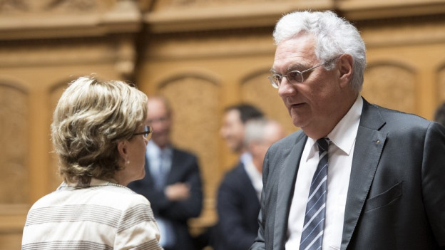 Der SVP-Nationalrat verzichtet nach Gesprächen mit der St. Gallischen Konferenz der Sozialhilfe auf seine Kandidatur.