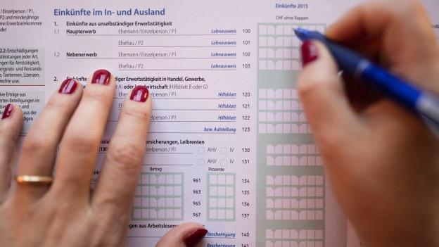 Der Kanton St.Gallen zeigt auf, wo nicht versteuerte Gelder aufbewahrt wurden.