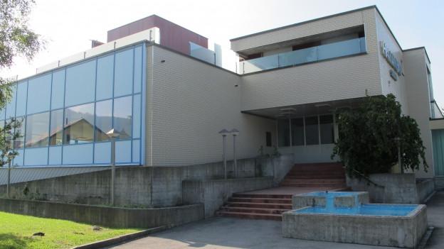 Soll es in Appenzell neben dem Schwimmbecken auch eine Saunalandschaft geben? Die Schulgemeinden hätten nichts dagegen.