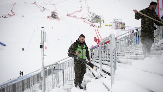 Eröffnungstag in St.Moritz