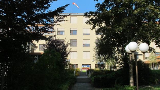 Neubau Spital Appenzell