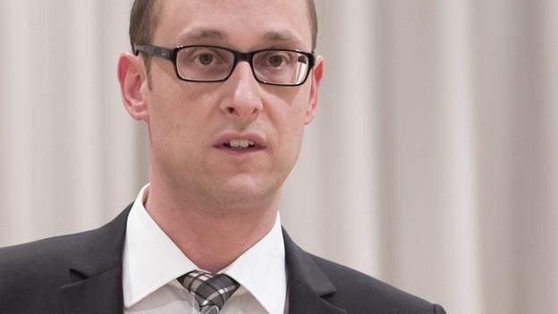 Martin Candinas will nicht Bündner Regierungsrat werden.