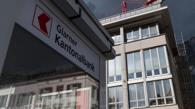 Glarner Kantonalbank zufrieden mit Geschäftsjahr
