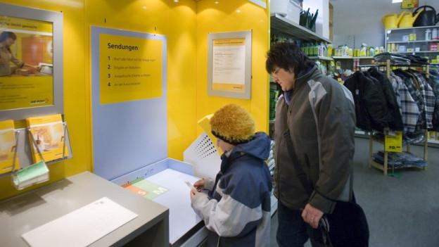 Die Post will im Thurgau im Gegenzug neue Postagenturen schaffen.