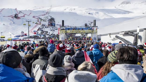 WM-Abfahrt der Männer in St. Moritz abgesagt.