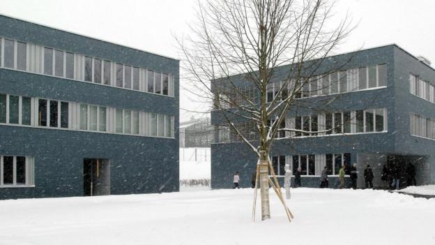 Massnahmenzentrum Bitzi in Mosnang.
