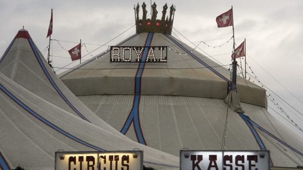 Circus Royal Lipperswil TG.