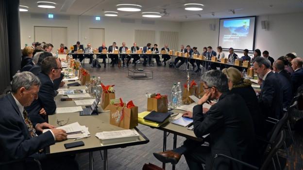 Einfluss in Bundesbern stärken