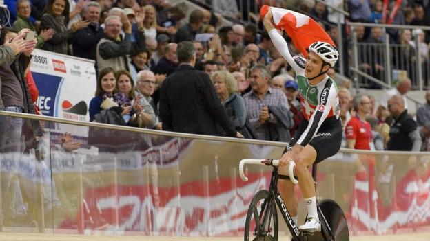 Einer der erfolgreichsten Bahnrad-Fahrer der Schweiz kommt aus Sommeri im Kanton Thurgau.