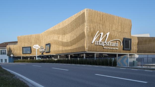 Neues Besucherzentrum