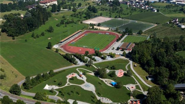 Neu heisst de Verein FC Rorschach-Goldach 17.