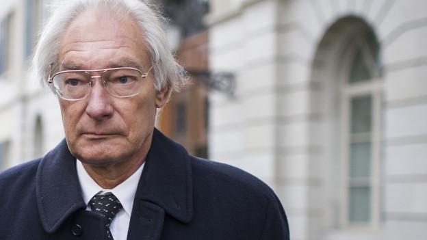 Rolf Erb wurde zu einer Gefängisstrafe von sieben Jahren verurteilt.