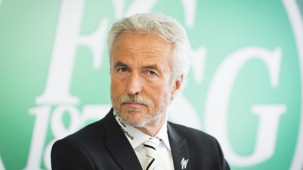 Rücktritt von FCSG-Präsident Früh