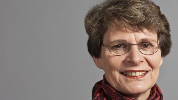 Margrit Kessler gibt Präsidium ab.