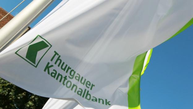 Fahne der Kantonalbank