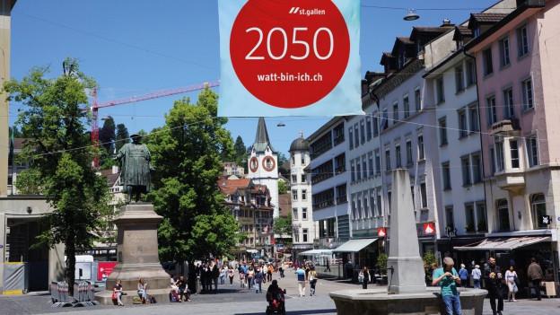 In den ersten zehn Jahren mit dem Energiekonzept 2050 konnten erste Ziele erreicht werden.
