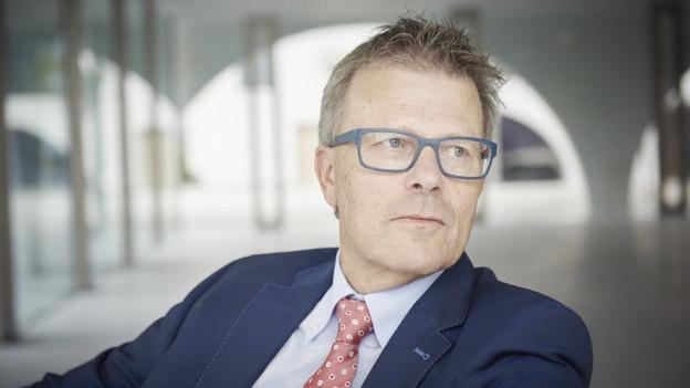 Marcel Friberg wird Anfang Mai als Präsident von Graubünden Ferien abgelöst.