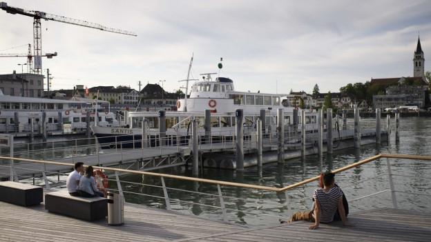 Hafen Romanshorn