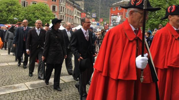 Der Kanton Glarus stimmt gegen ein Verhüllungsverbot.