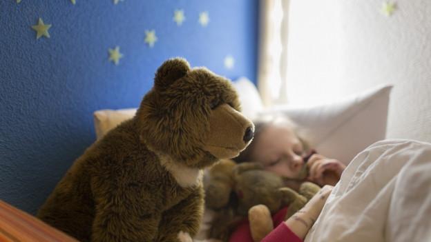 in Lightbox öffnen. Bildlegende: Der Kanton Graubünden hat zu wenig Platz für Kinder und Jugendliche mit psychischen Problemen.