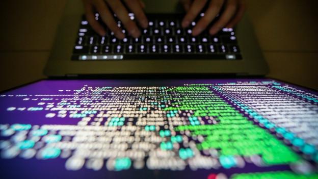 Profis suchen Wege, um Hackerangriffe abzuwenden.