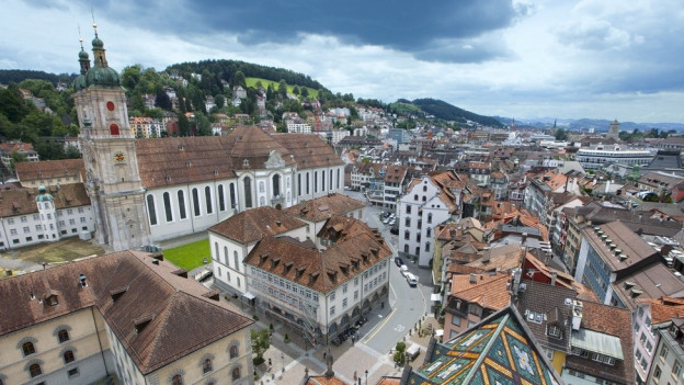 Um Fundstücke zum Kloster St.Gallen ist ein Streit entbrannt.