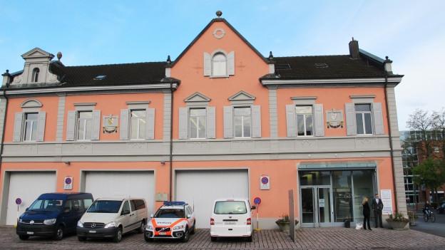 Gerichtsgebäude Kreuzlingen